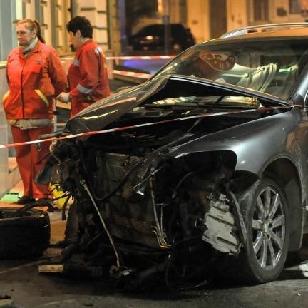 Смертельна ДТП у Харкові: водієві Volkswagen Touareg оголосили підозру
