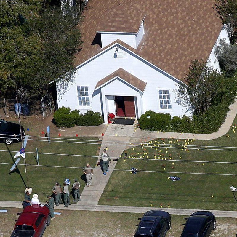 Стрілянина у церкві в Техасі: у злочинця був конфлікт із тещею