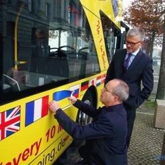 У Берліні запустили україномовний туристичний маршрут