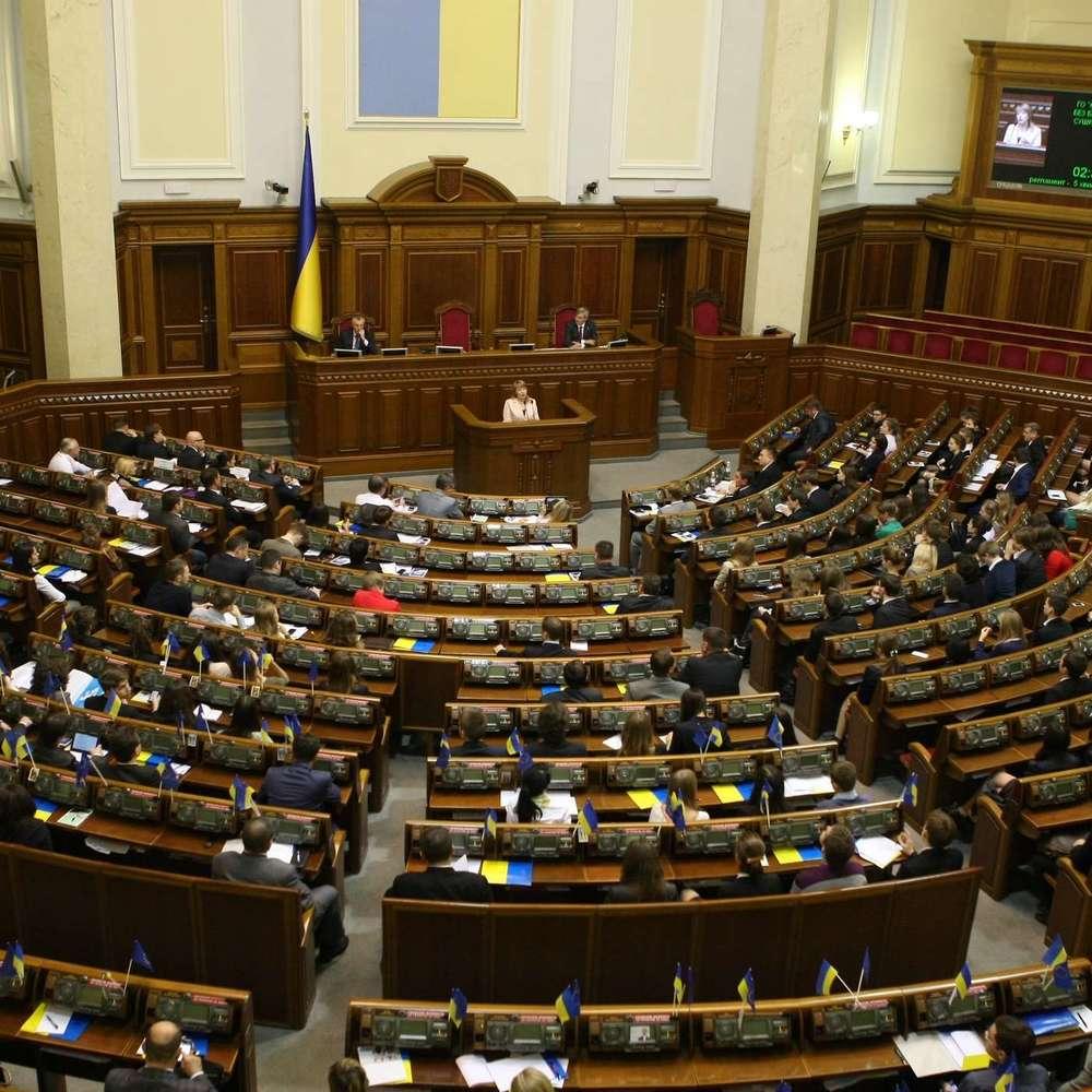 Рада ухвалила в першому читанні проект Виборчого кодексу