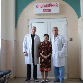 У Львові кардіохірурги вперше провели унікальну операцію на серці