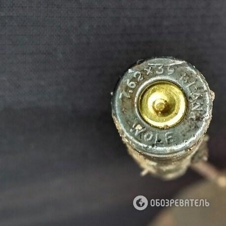 На місці вбивства Окуєвої знайдено російські патрони - ЗМІ