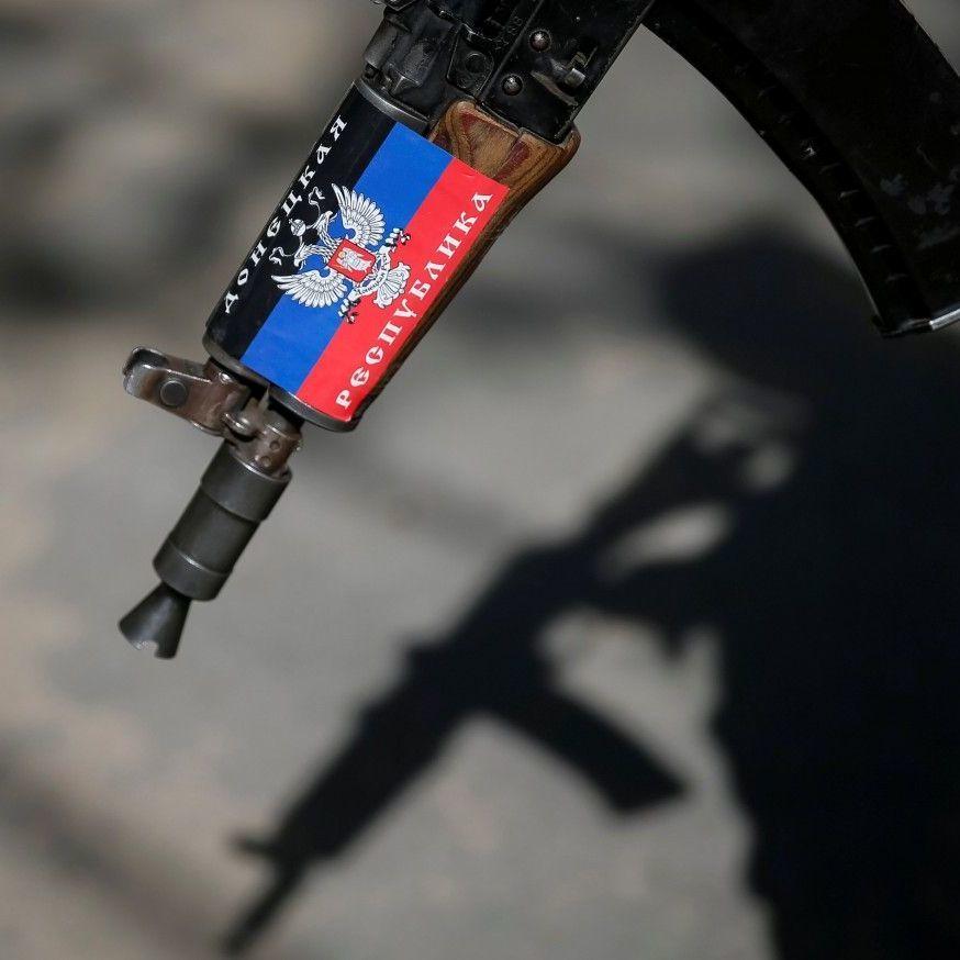 На Донбасі вибухнув склад боєприпасів бойовиків «ДНР»