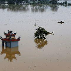 Кількість жертв стихії у В'єтнамі зросла до 89