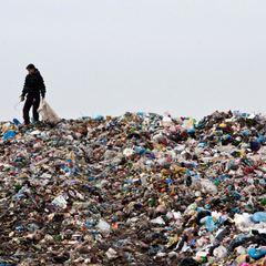 На одного українця на рік припадає в 2 рази більше відходів, ніж в країнах ЄС