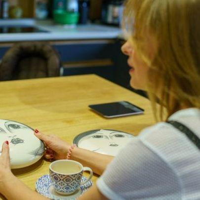 Олена Кравець показала свою новооблаштовану оселю (фото)