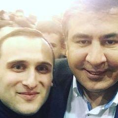 Саакашвілі: У харківський офіс «Руху нових сил» увірвалися СБУ та поліція «вручити повістку про призов в армію»