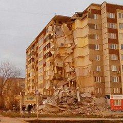 Жертвами обвалу будинку в Іжевську стали вже шестеро осіб
