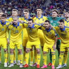 Футбольна збірна України зіграє з командою Словаччини