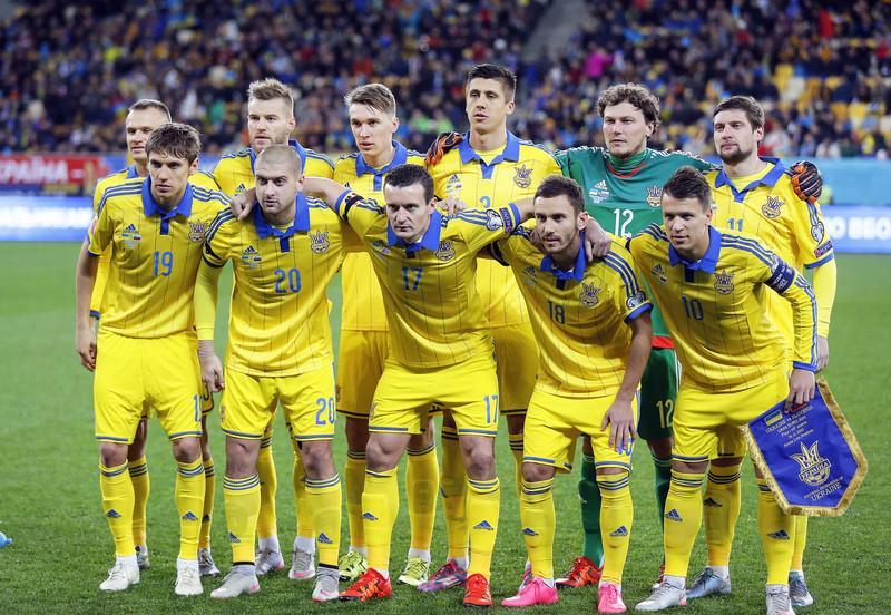 Збірна України з футболу отримала суперників по Лізі націй