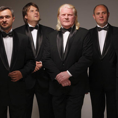 Учасники «Піккардійської терції» на 25 році творчого життя отримали звання Заслужених артистів України