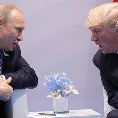 Трамп та Путін потисли руки під час фотосесії на саміті у В'єтнамі (фото)