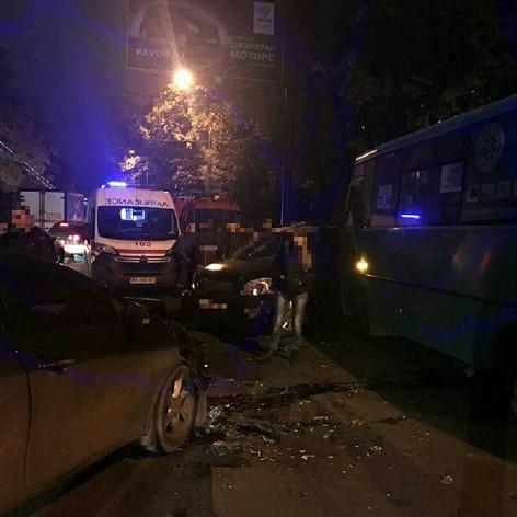 Постраждалу під час аварії в Харкові вагітну жінку вивели з коми