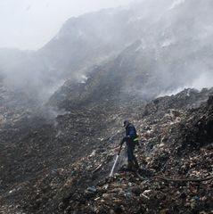 Еколога, який зник під час пожежі на Грибовицькому сміттєзвалищі, суд визнав мертвим