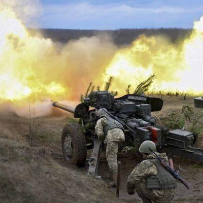 За минулу добу російські найманці 33 рази порушили перемир'я, - штаб АТО