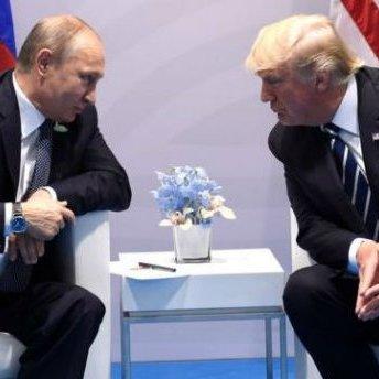 Під час зустрічі Трампа з Путіним піднімалося українське питання