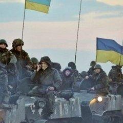 Бойовики використовують весь спектр озброєння на Сході, є поранений серед українців, – Штаб АТО