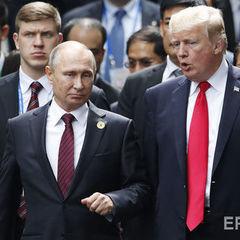 Трамп заявив, що Росія «може дуже допомогти» у вирішенні північнокорейської кризи, в урегулюванні ситуації у Сирії та Україні
