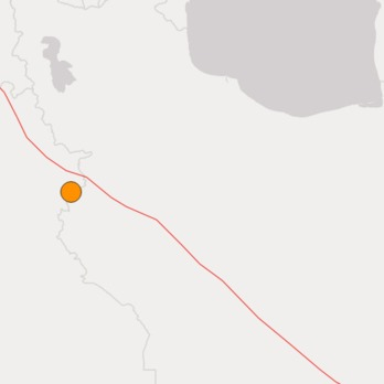В Іраку стався землетрус магнітудою 7,3