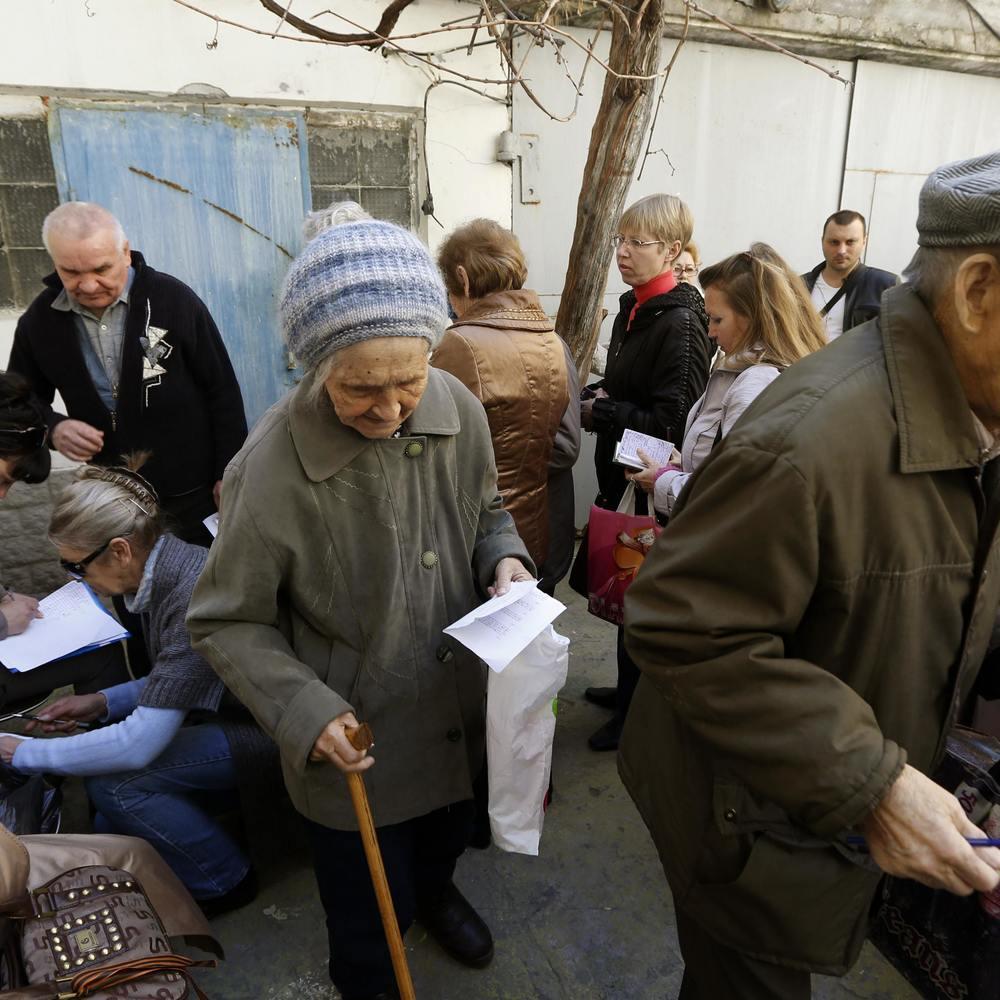 У половини пенсіонерів пенсія збільшилася менш ніж на 200 грн