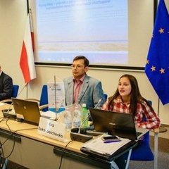11-річна українка в Польщі виступила на конференції, присвяченій дитячим стартапам