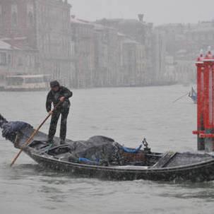 У Венеції рятували двох французів, які вночі викрали гондолу заради романтики