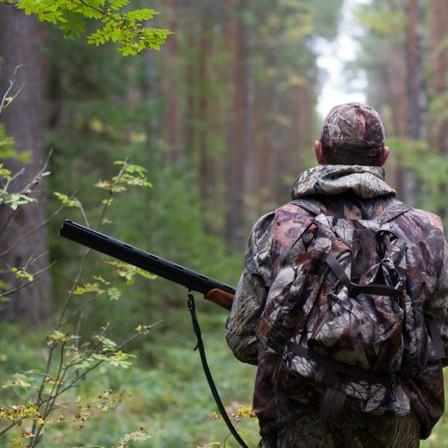 На Київщині мисливець застрелив чоловіка
