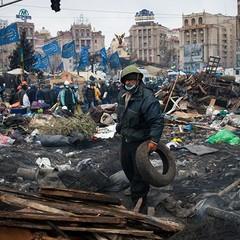 У центрі Києва обмежать рух у зв'язку з проведенням заходів до річниці Євромайдану