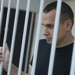 Ув'язнений в Росії Сенцов потрапив до штрафного ізолятора