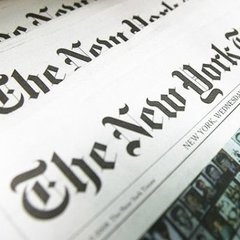 Скандал із картою Криму та The New York Times: у виданні прокоментували інцидент