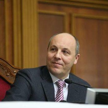 Рада розгляне проект держбюджету в першому читанні 14 листопада, повідомив Парубій