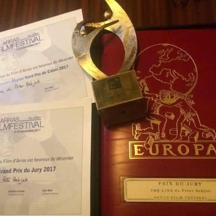 Український фільм отримав гран-прі на кінофестивалі у Франції