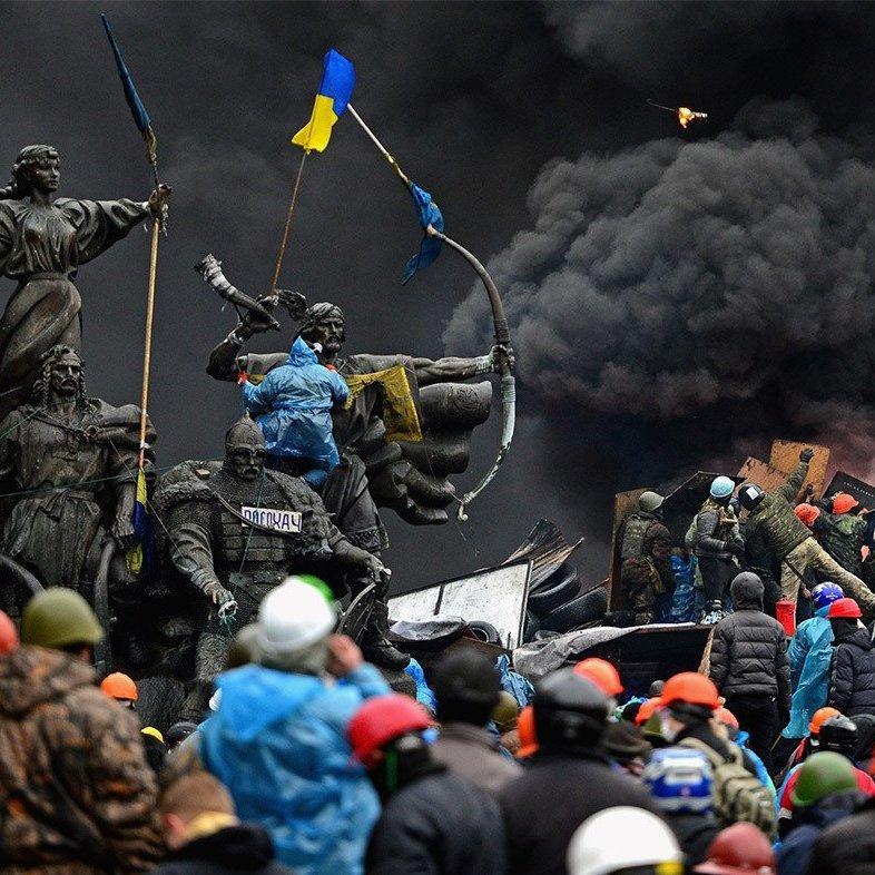Як у Києві відзначатимуть 4 річницю Євромайдану