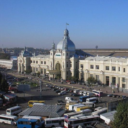 У Львові був «замінований» залізничний вокзал