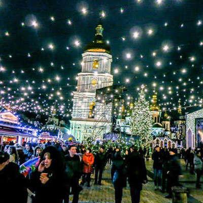В КМДА опублікували список новорічних заходів у Києві