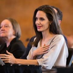 На конференції ООН Анджеліна Джолі розповіла про повсюдне сексуальне насильство