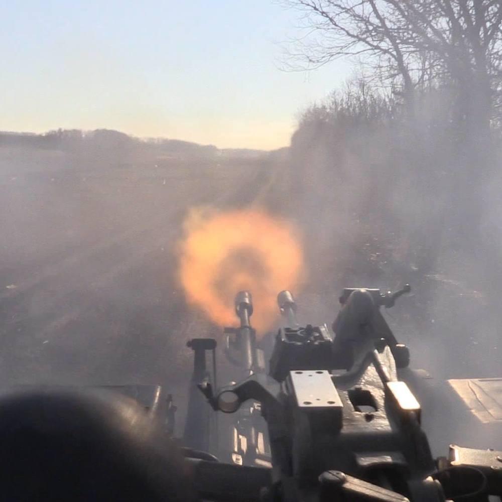 За минулу добу бойовики 22 рази порушили перемир'я - штаб АТО