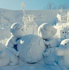У Києві влаштують фестиваль снігових скульптур