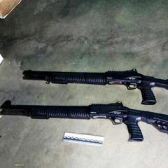 Правоохоронці виявили в Одесі автомобіль «набитий» зброєю (фото, відео)
