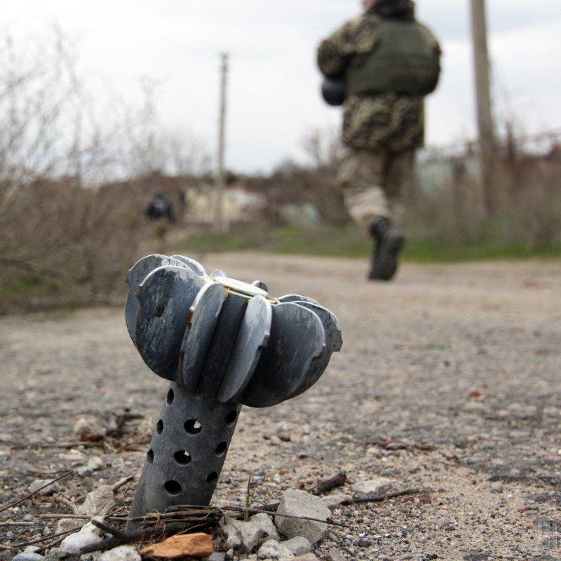 Звіт штабу АТО: поранено одного українського військового