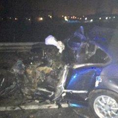 У Харкові зіткнулися автобус та легковик: є загиблі (фото)