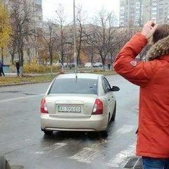 У поліції заявили, що «викрадення» жінки у Києві було спецоперацією