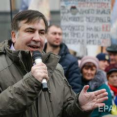 Саакашвілі заявив, що готовий очолити новий український уряд