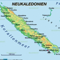 У Новій Каледонії оголосили евакуацію, є загроза цунамі