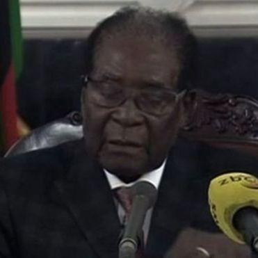 Замість відставки Мугабе побажав «Добраніч»