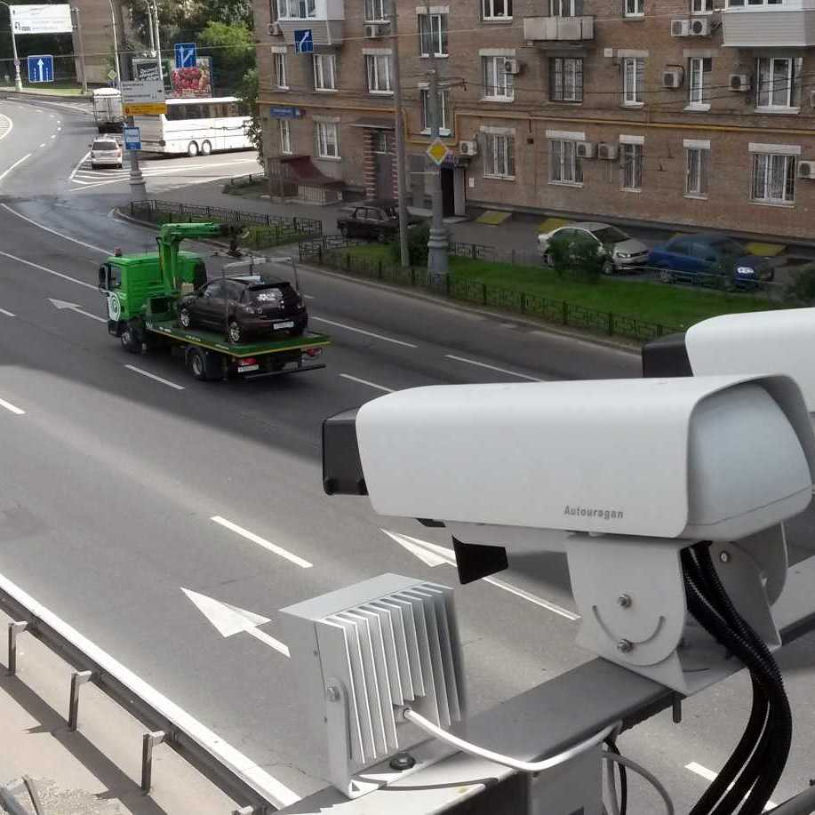 МВС хоче встановити близько 4 тисяч камер відеофіксації