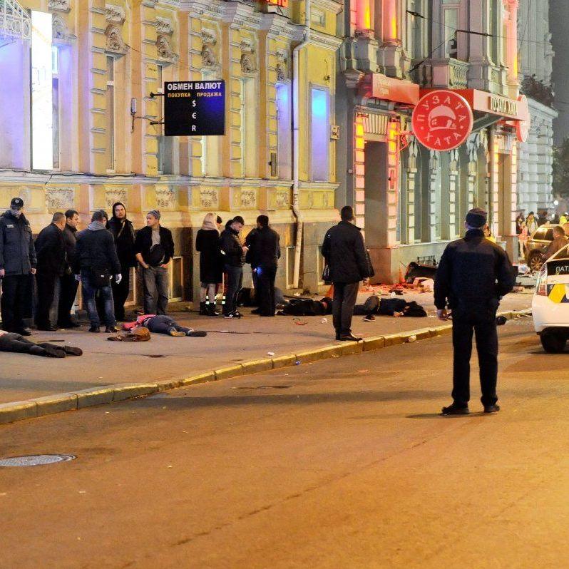 ДТП у Харкові: дівчина, яка втратила чоловіка і сестру, записала звернення