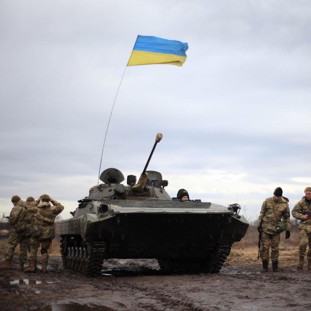 Російські бойовики з початку доби 11 раз обстріляли українські позиції, - штаб АТО