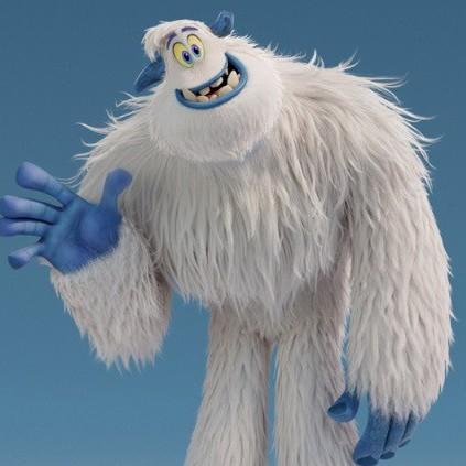 Опубліковані перші постери і дата виходу нового мультфільму про снігову людину (фото)