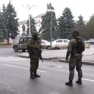У Луганську вже кілька годин не працюють радіо і ТБ